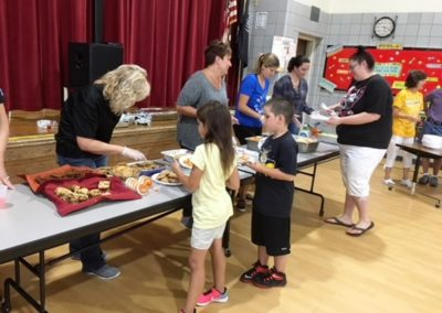 Feed the Family Night-Longfellow